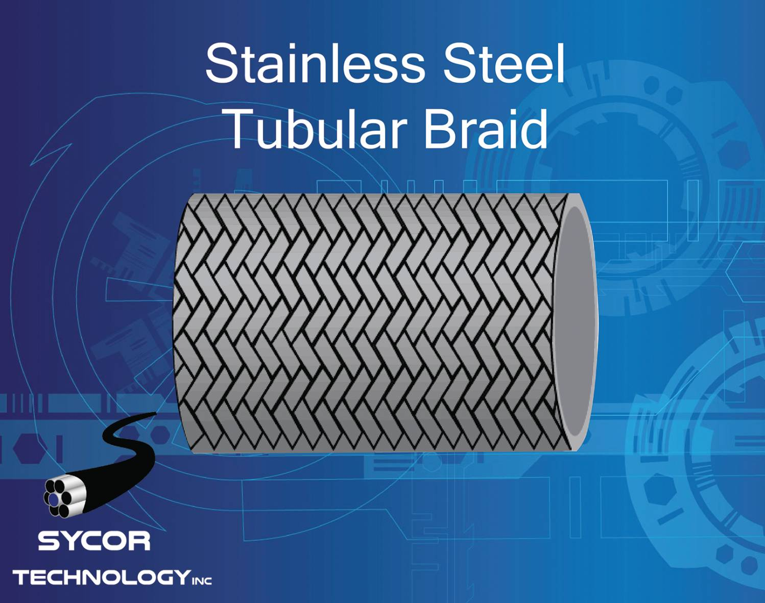 Stainless Steel Tubular Braid