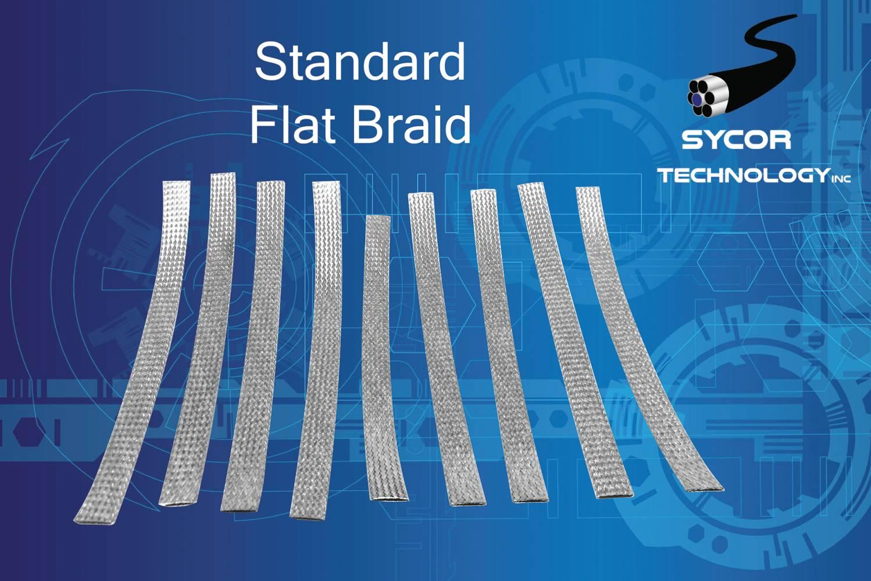 Standard Electrical Flat Braid