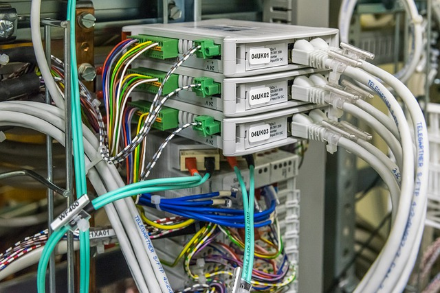 Automation application and wiring