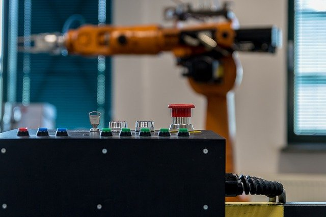 Single arm robotic automation and controls application