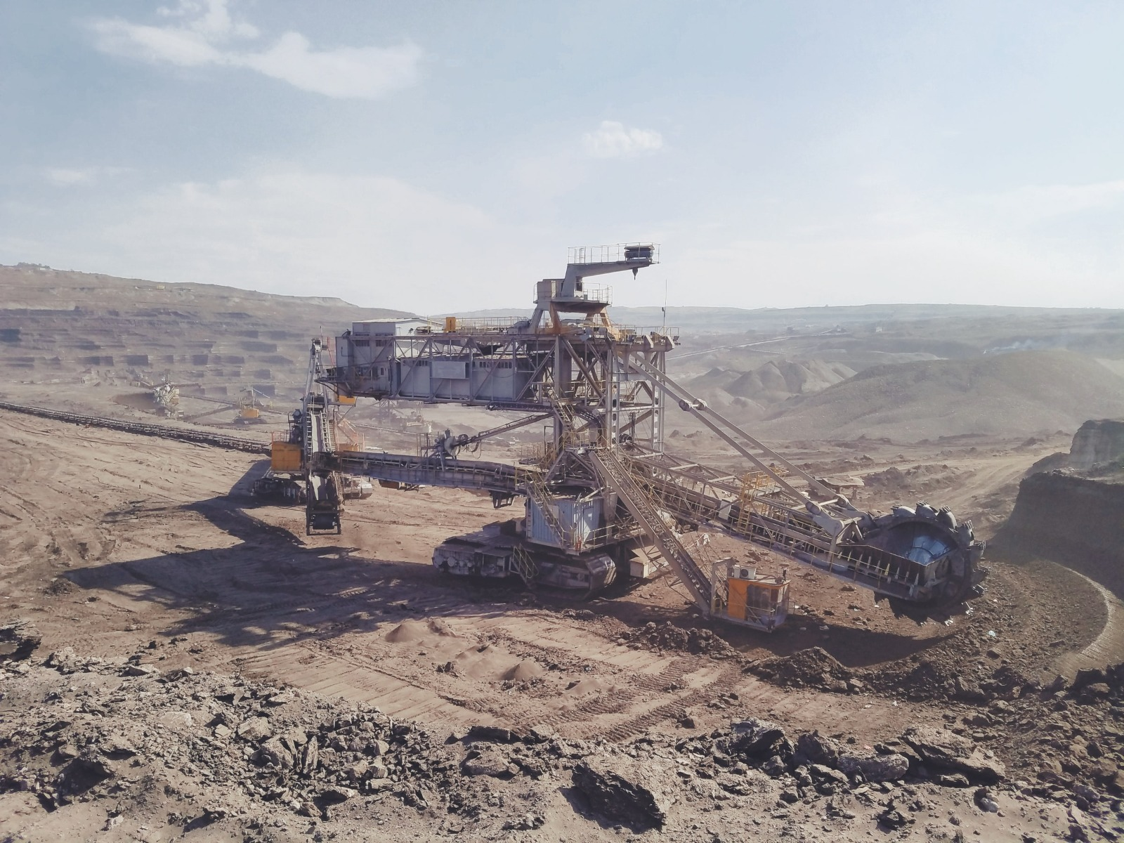 Wire & Cable: Mining Equipment Application