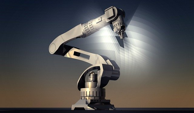 Robotic Automation Single Arm example