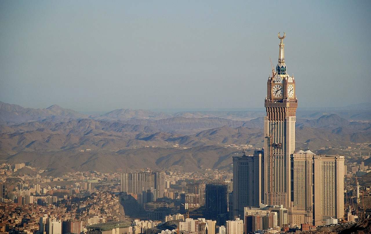 3rd tallest building in the world