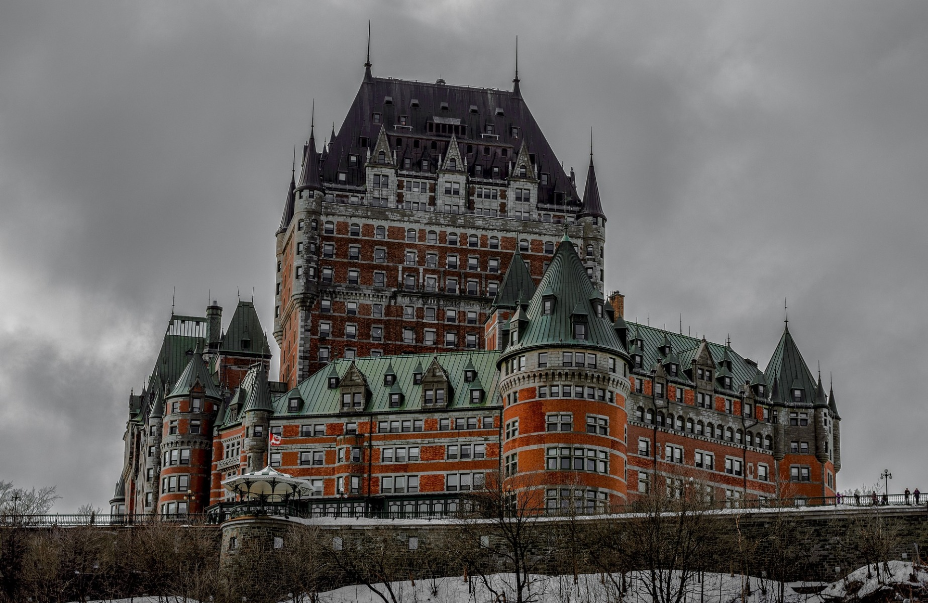 Friday Cabling Fun Facts: Week 4: Quebec