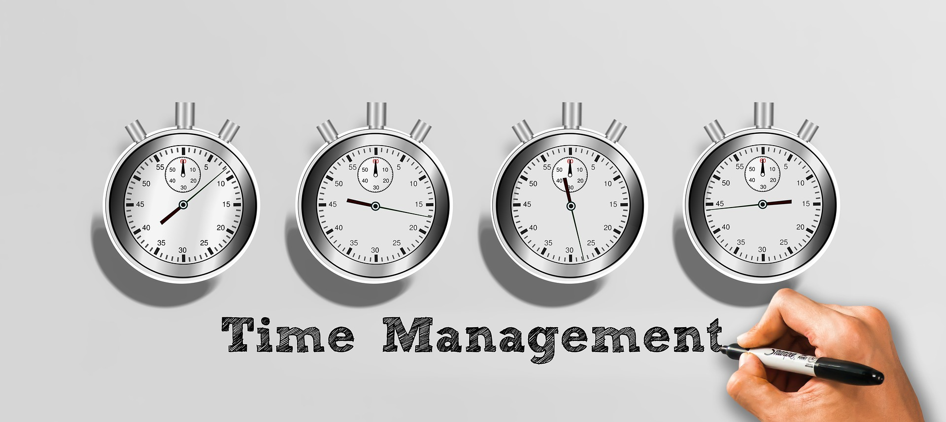 Robotics and Automation Time Management