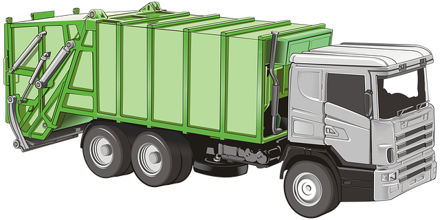 Garbage Truck Application Example