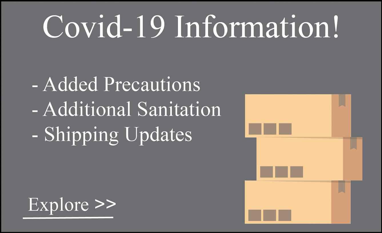 C-ovid-19 Update!