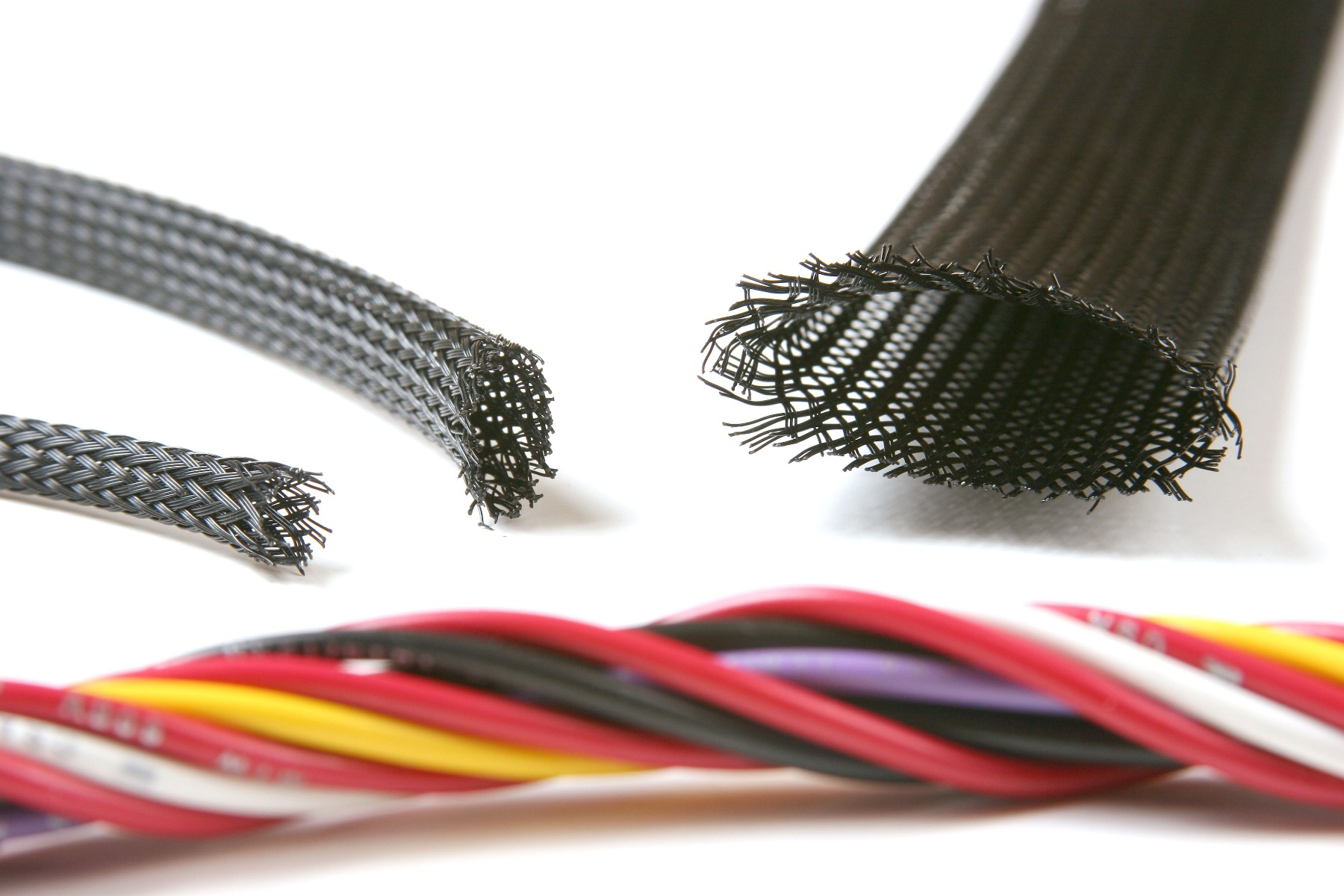 Tubing & Sleeving Cable Management