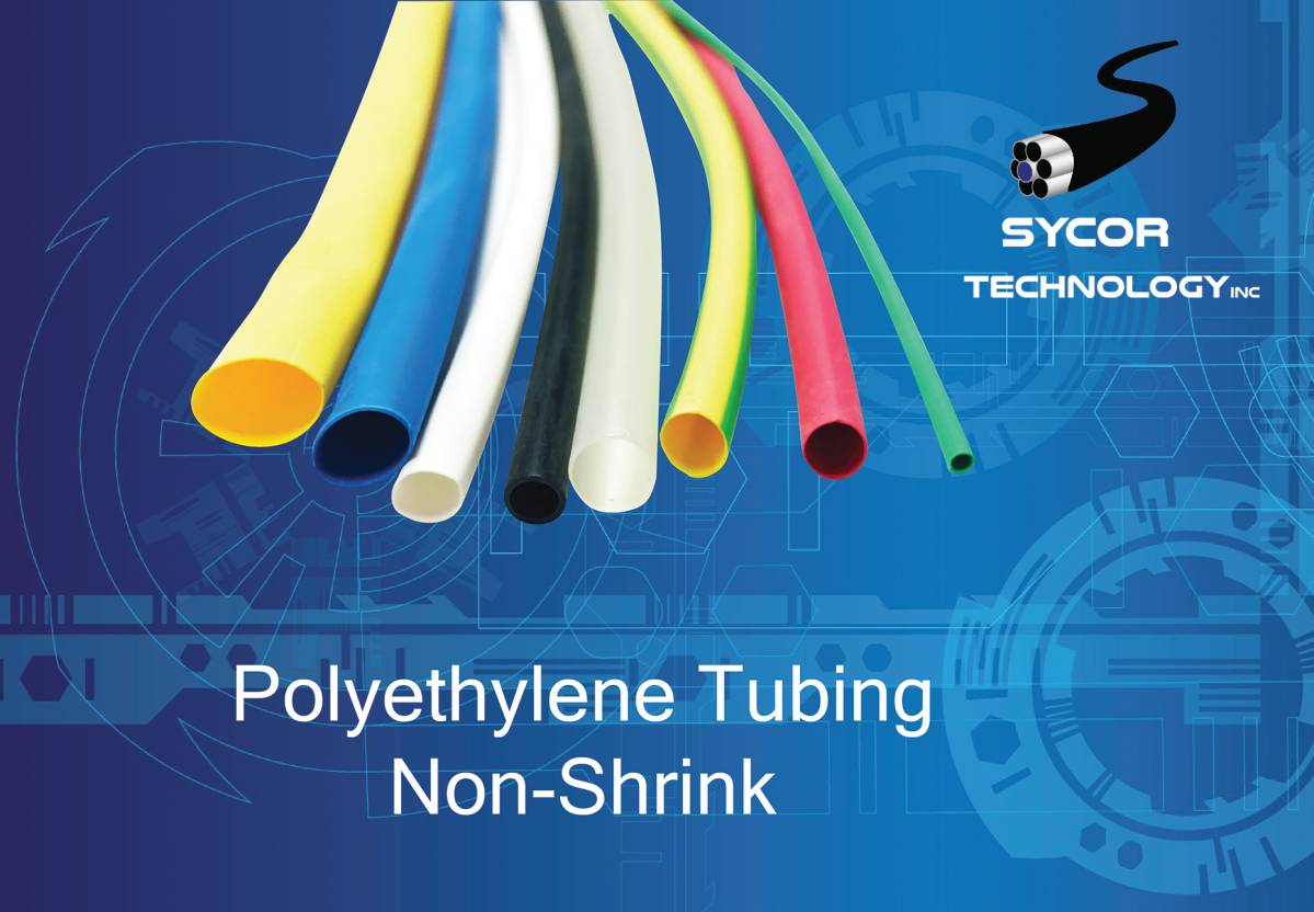 Polyethylene Electrical Tubing Non-Shrink