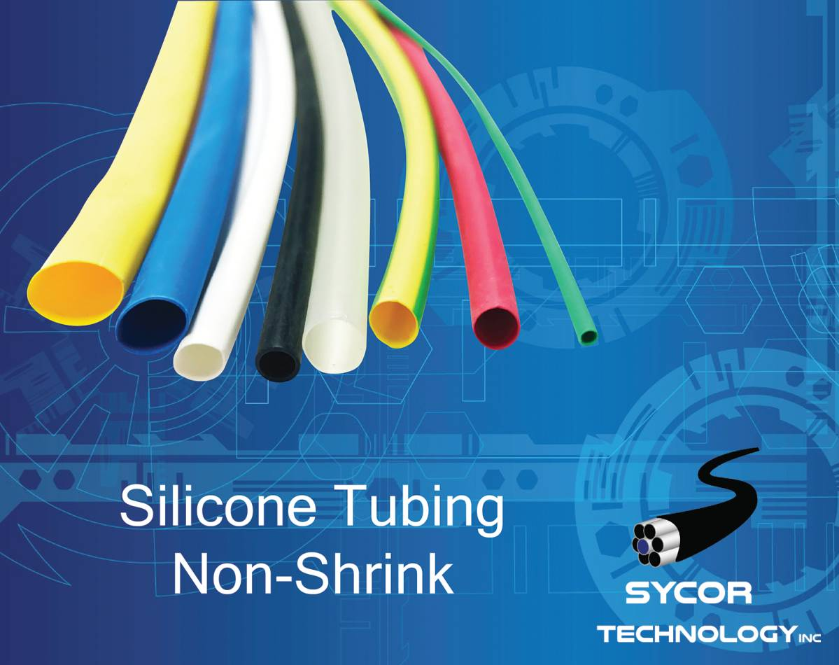 Silicone Electrical Non-Shrink Tubing