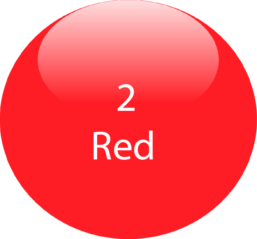 Red Colour Icon