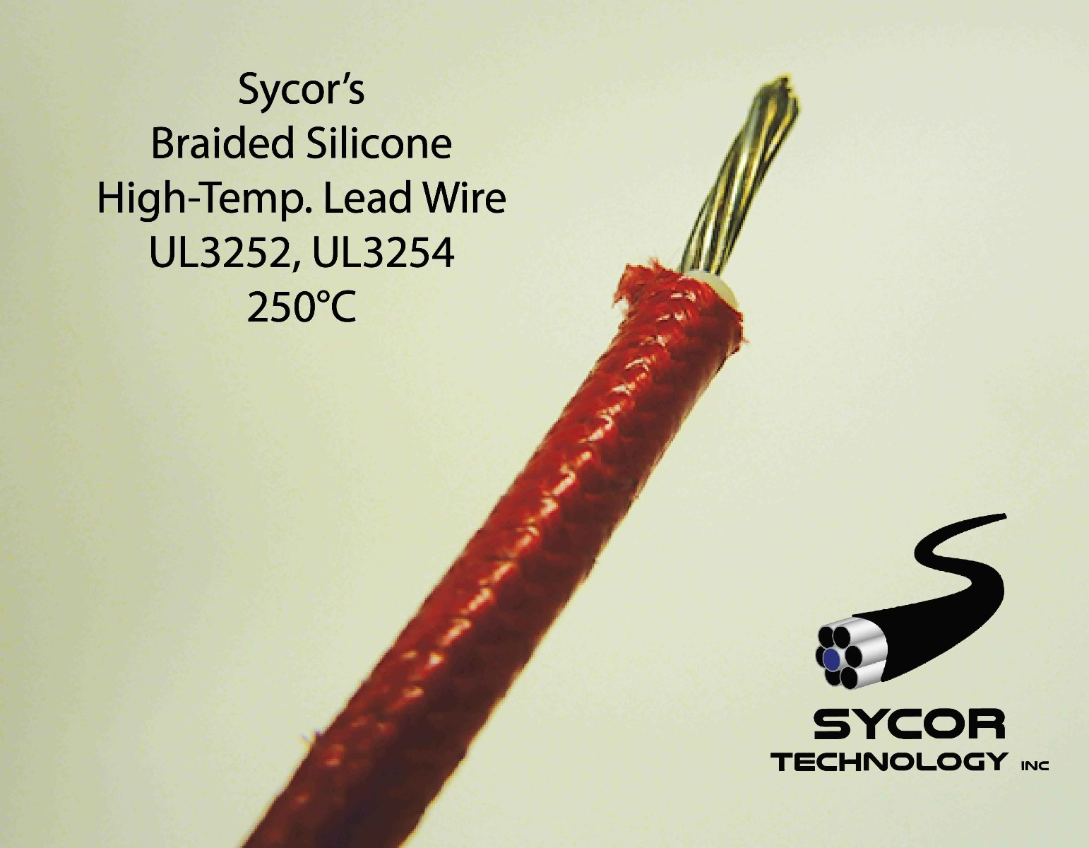 High-Temp. Lead Wire UL3252, UL3254
