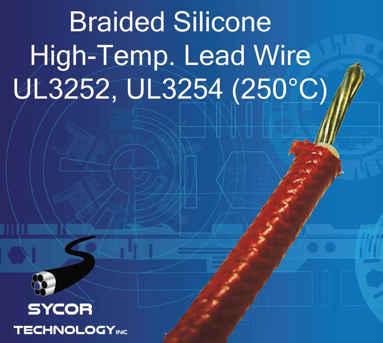 High-Temp. Lead Wire UL3252, UL3254