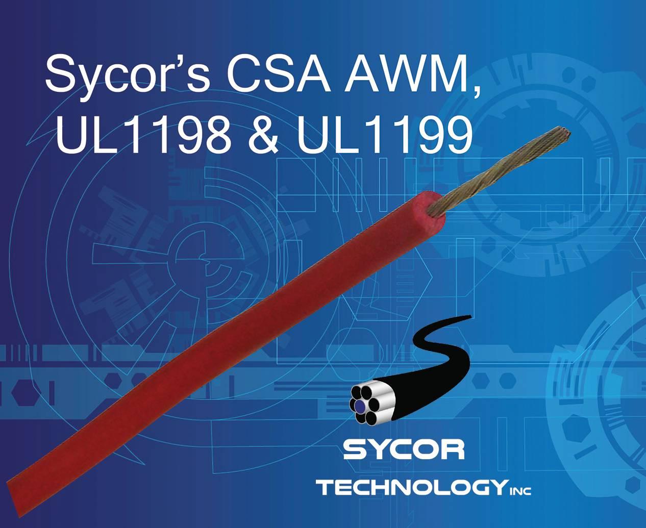 CSA AWM, UL1198, UL1199