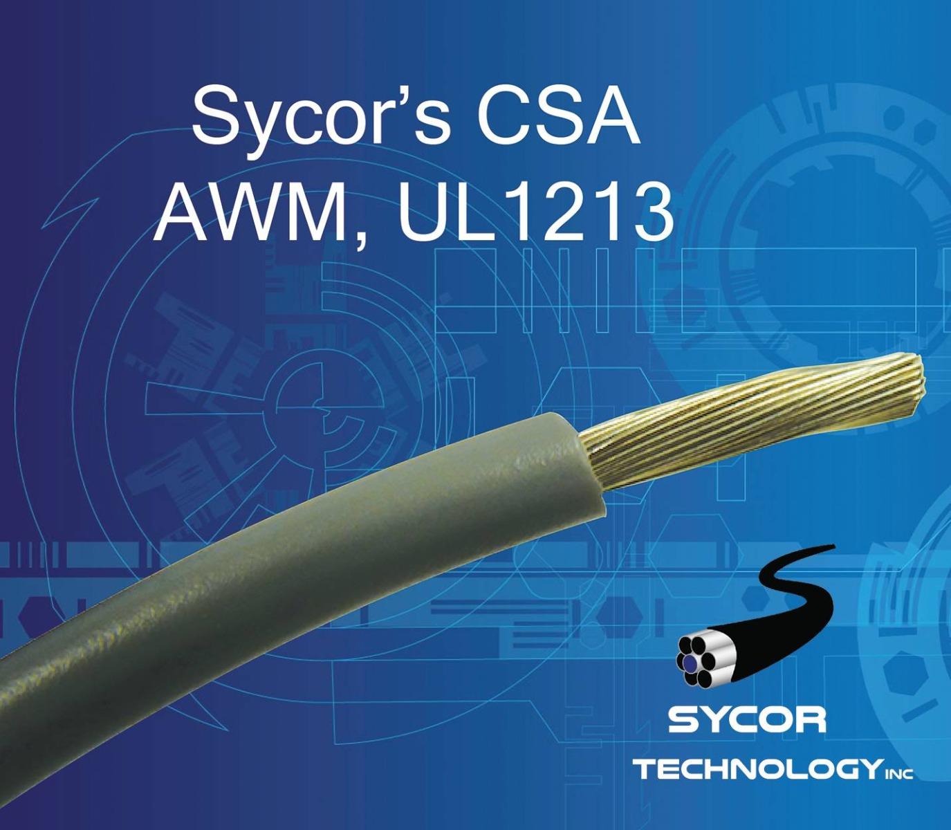 CSA AWM, UL1213