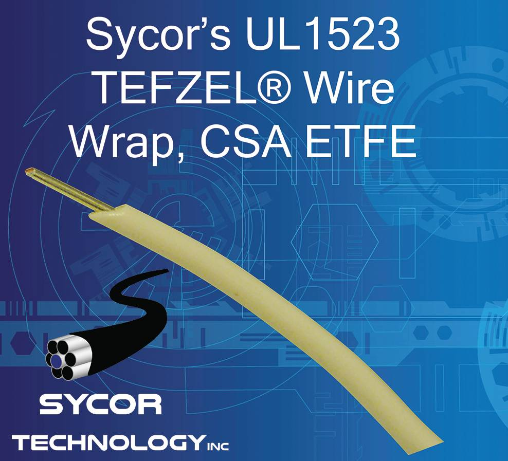 UL1523 Tefzel® Wire Wrap