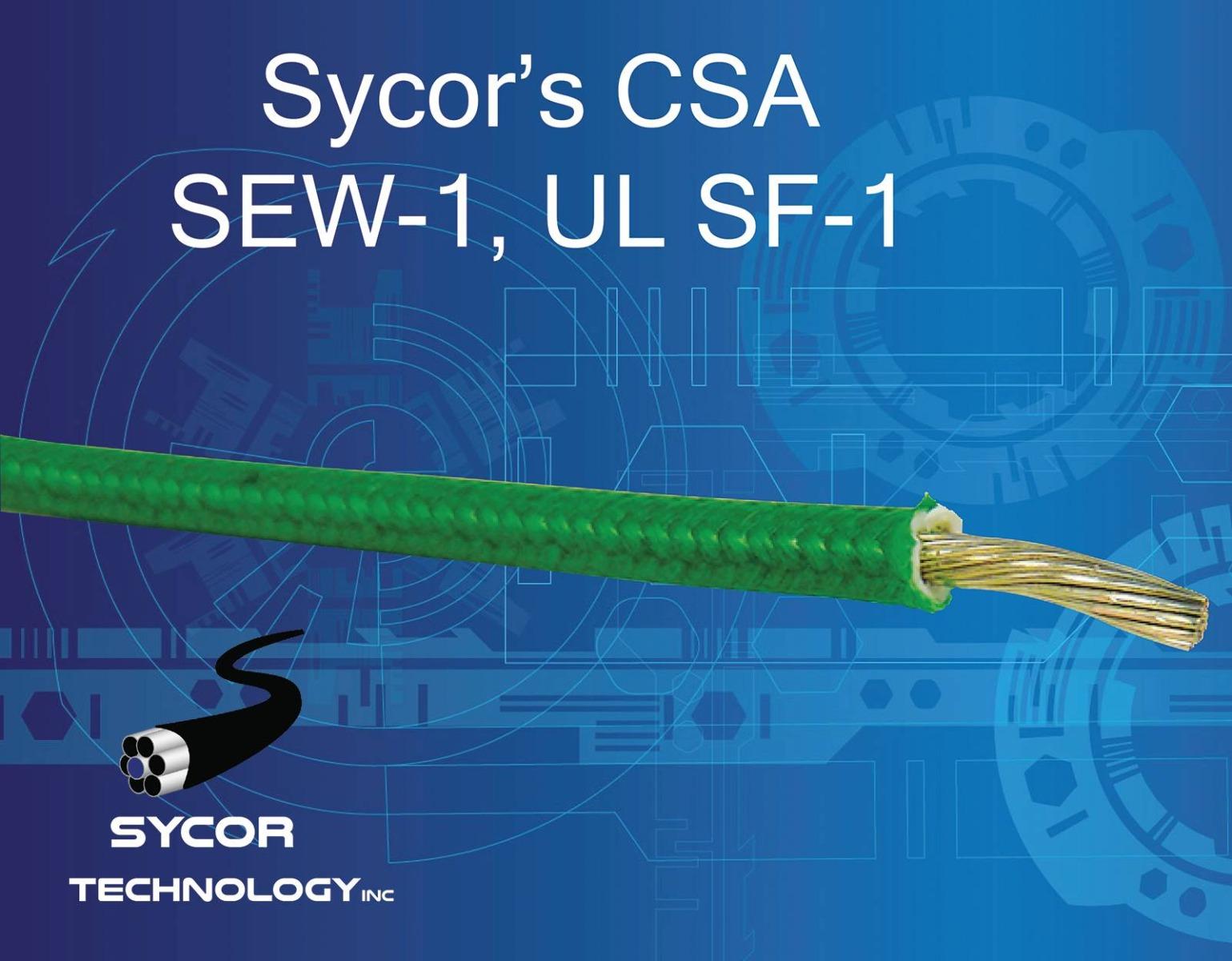 CSA SEW-1, UL SF-1