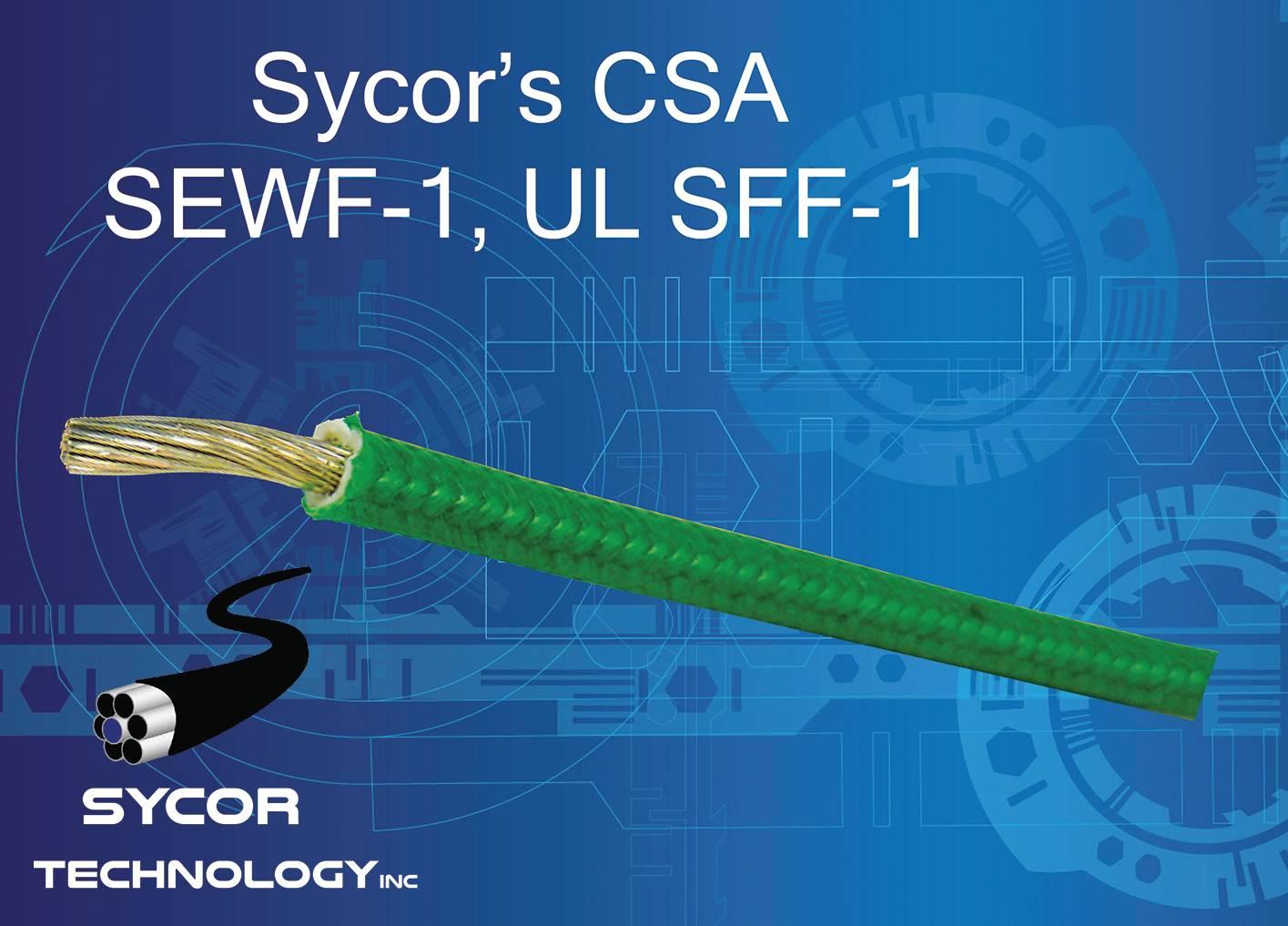 CSA SEWF-1, UL SFF-1