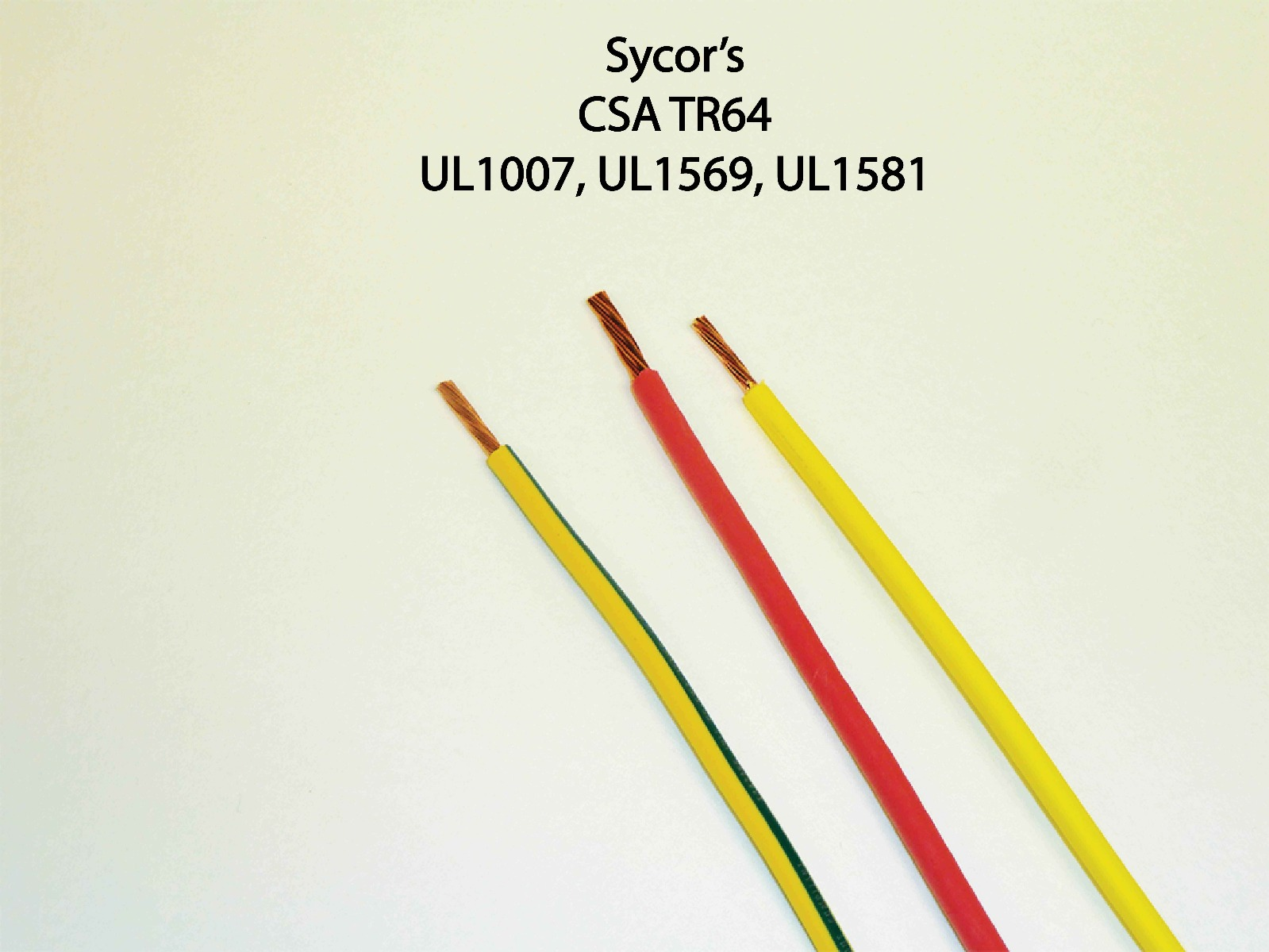 PVC insulated hook up wire