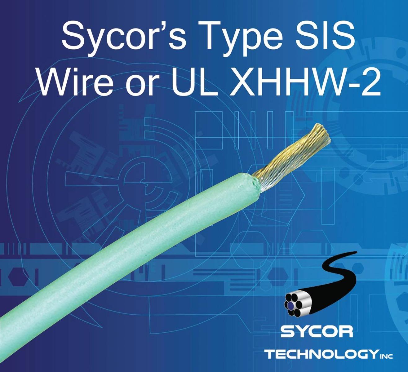 Type SIS Wire, UL XHHW-2
