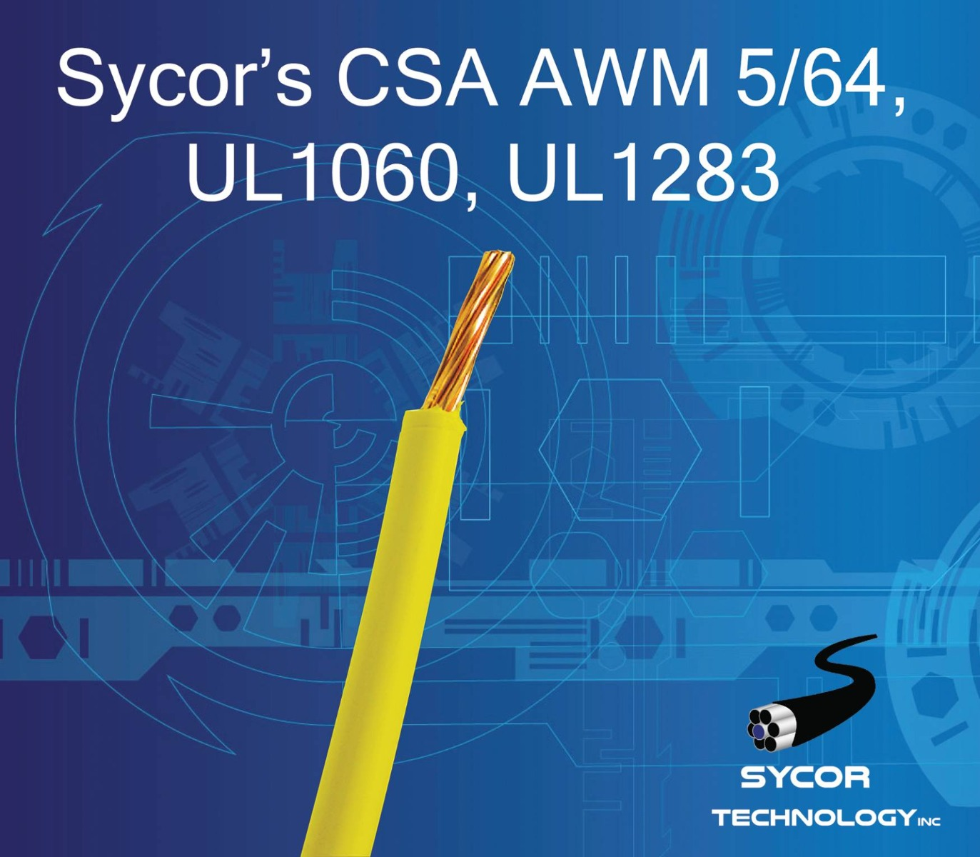 CSA AWM 5/64 UL1060, UL1283 Hook-Up Wire