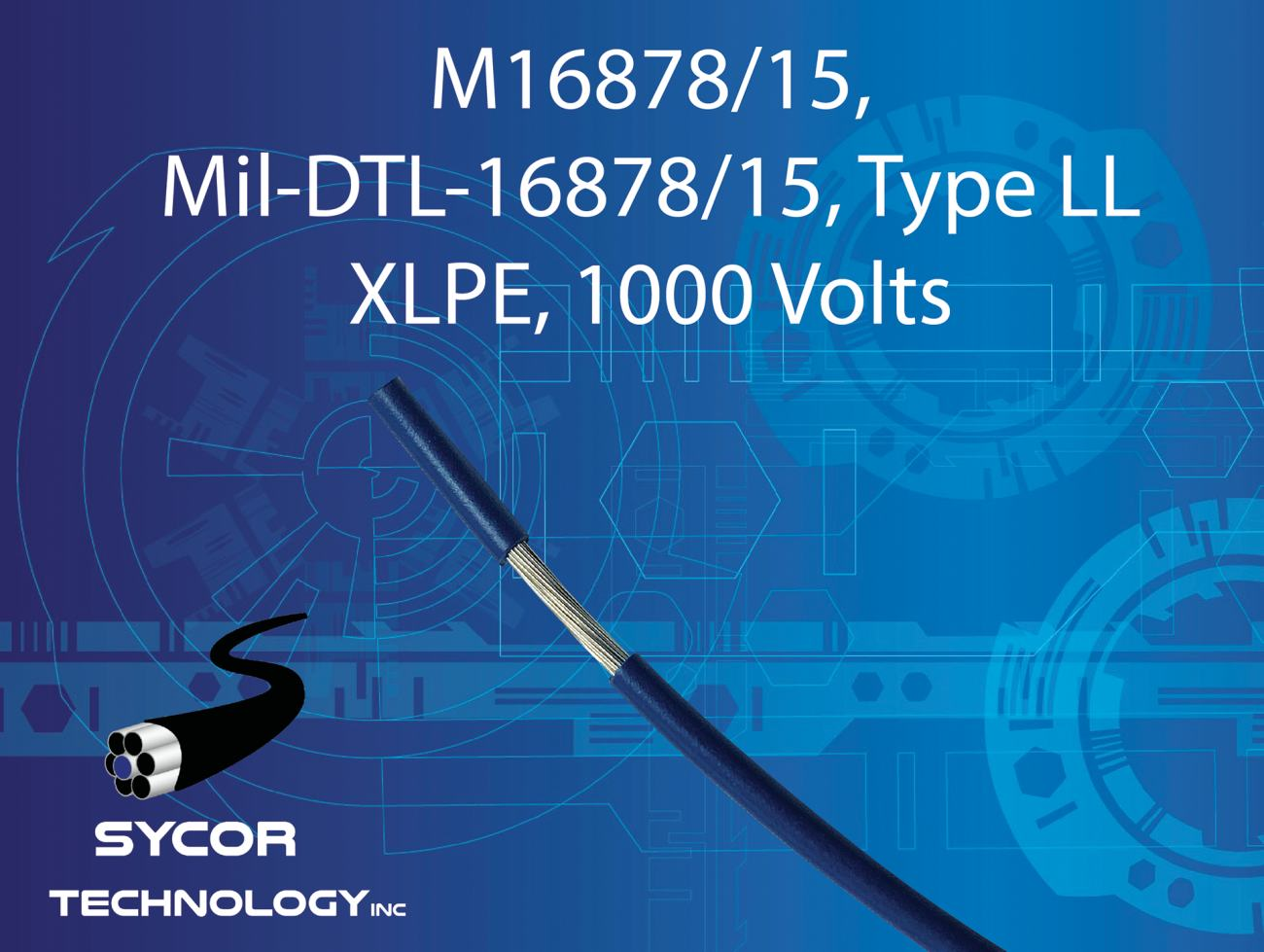 M16878/15, MIL-DTL-16878/15 Type LL Wire