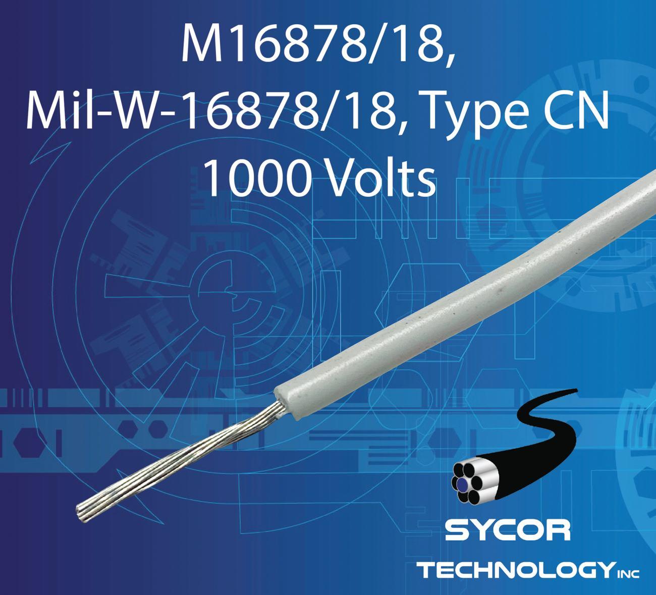 M16878/18, MIL-W-16878/18, Type CN