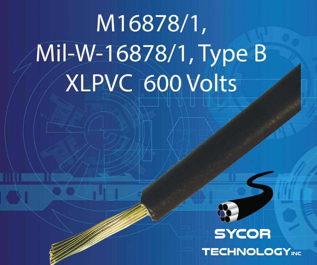 M16878/1, MIL-W-16878/1, Type B Wire