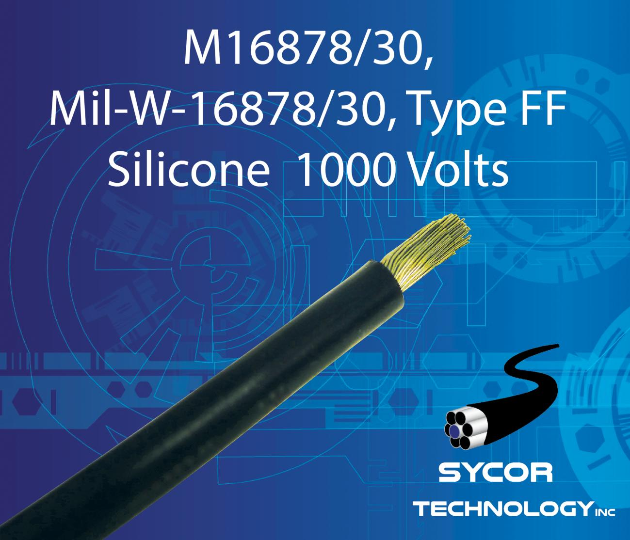M16878/30, MIL-W-16878/30 Type FF Wire