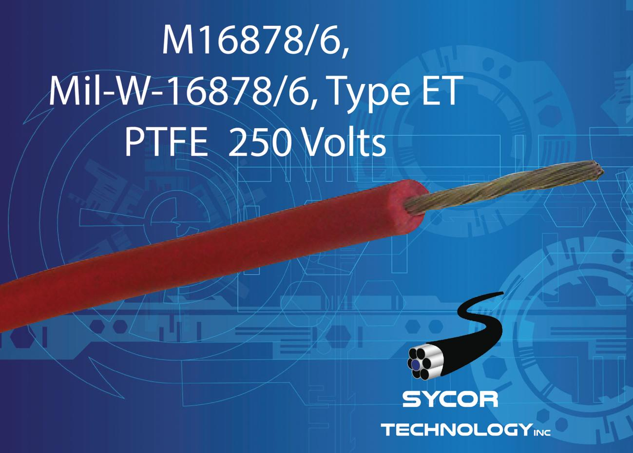 M16878/6, Mil-W-16878/6, Type ET Wire