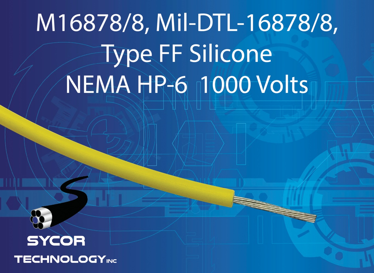 M16878/8, Mil-DTL-16878/8 Type FF wire