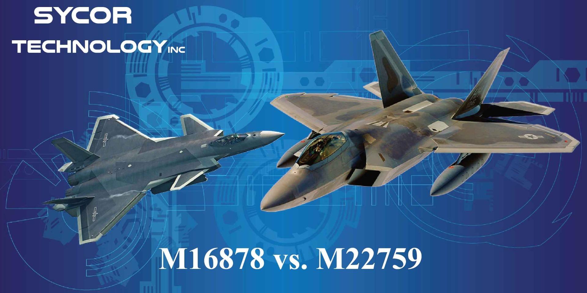 M16878 VS M22759