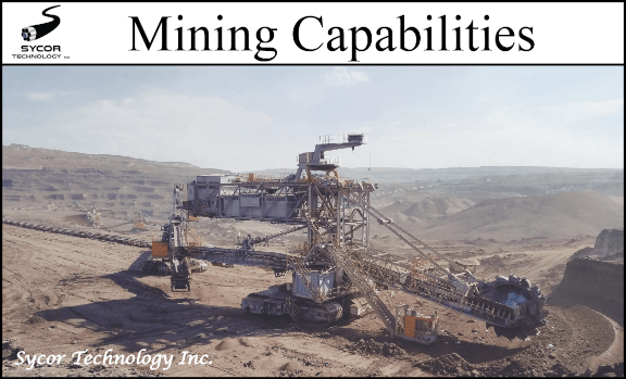 Mining Wire & Cable Capabilities
