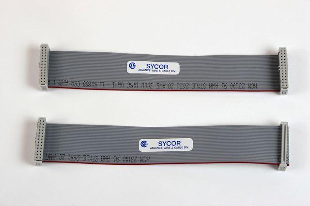 Ribbon Cable Grey