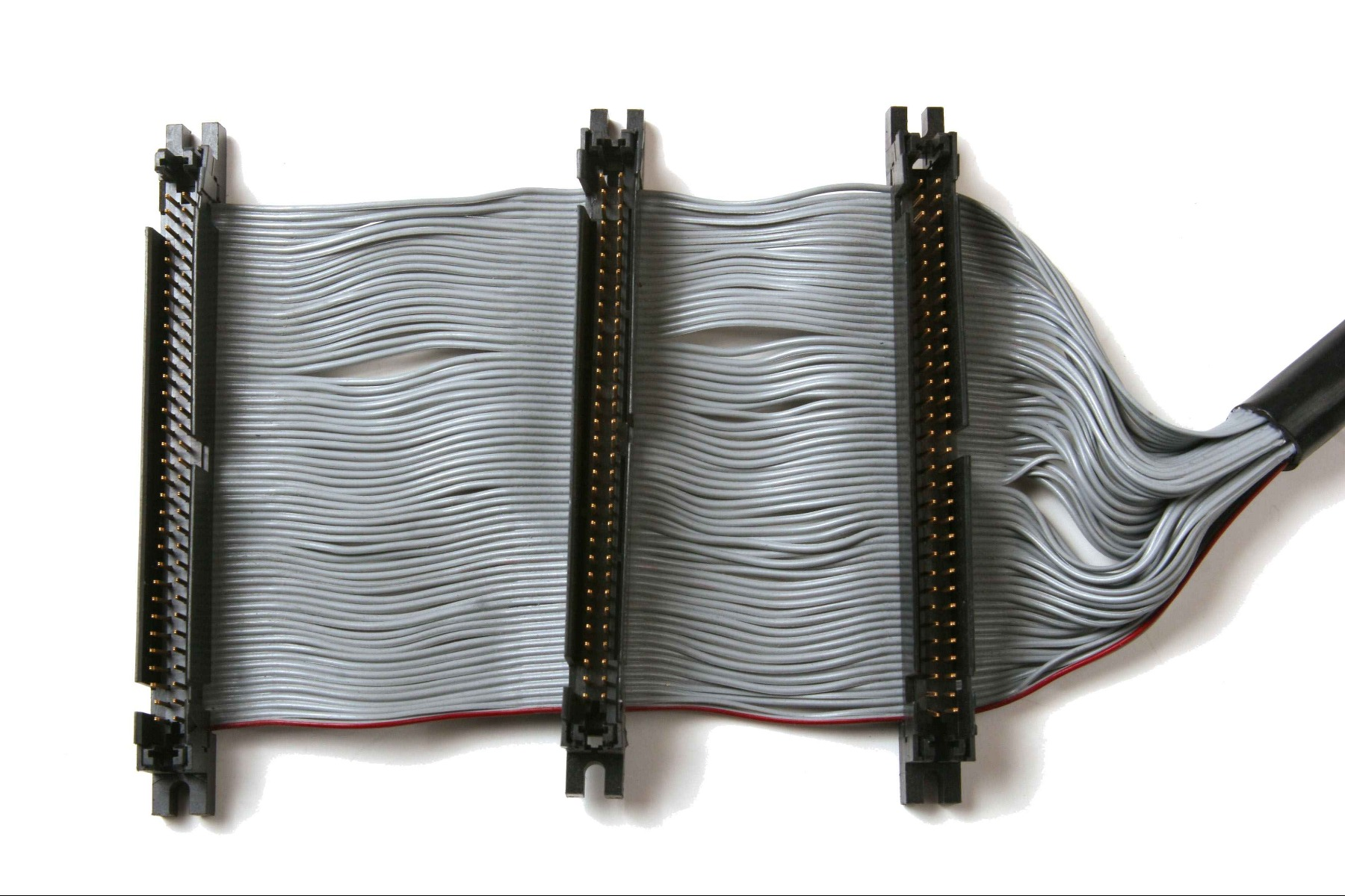 Round to Flat Ribbon Cable