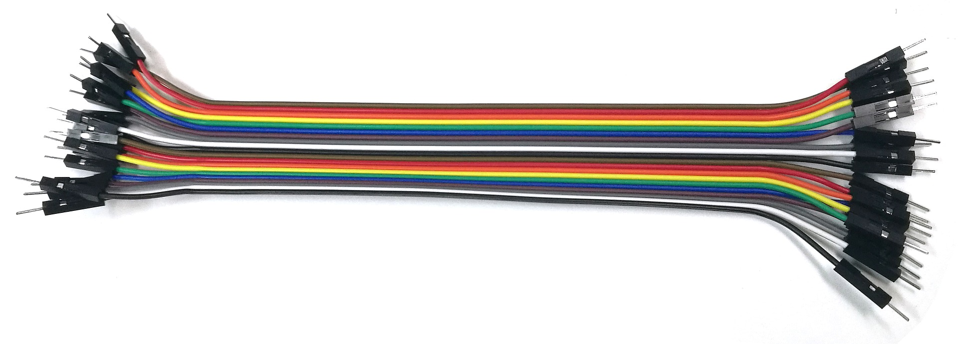 Ribbon and Flat Cable example 7