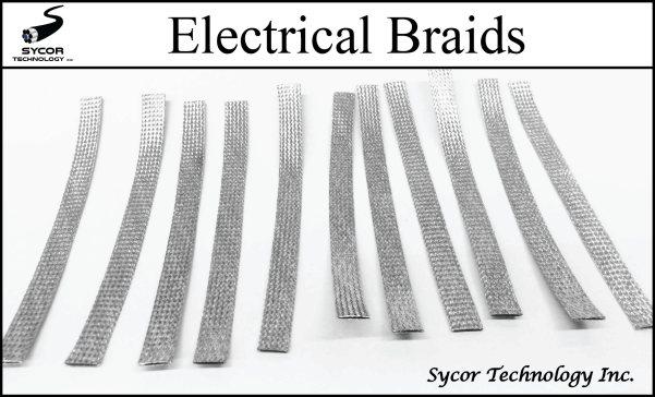Electrical Flat & Tubular Braids