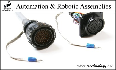 Automation & Robotic Cable Assemblies