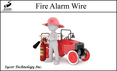 Fire Alarm Wire & Cable