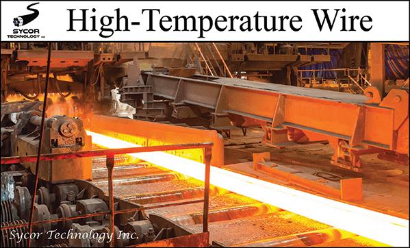 High-Temperature Wiring Capabilities!