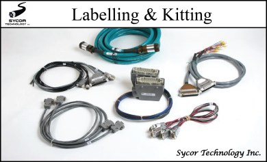 Labelling & Kitting Cable Assembly