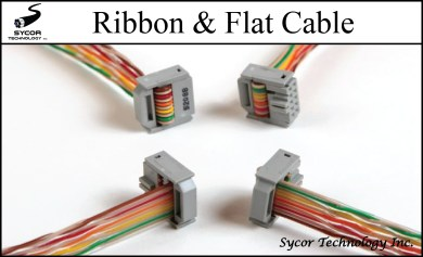 Ribbon & Flat Cable Assembly
