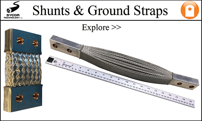 Shunt and Ground Strap Capabilities!