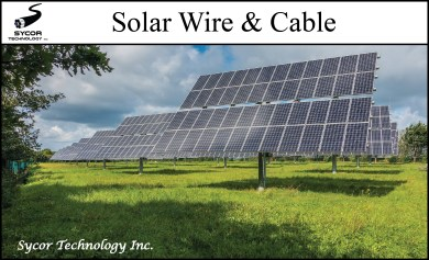 Solar Wire & Cable
