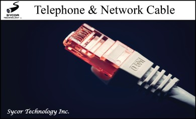 Telephone & Network Cable