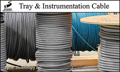 Tray & Instrumentation Cable